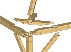 Is a hip roof a timber framing nightmare?