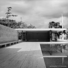 Barcelona Pavillon - architektur bild bureau