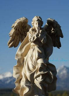 praying angel*