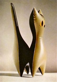 Libuse Niklova (1934-1981) She was Czech toy designer....her work is terrific