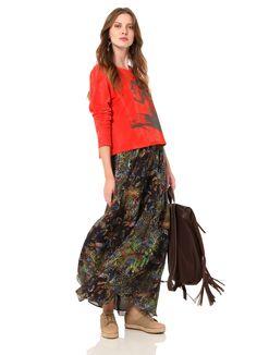 d550a5c3f 24 populares imagens de Cantão | Women's clothes, Accessorize skirts ...