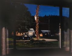 Gregory Crewdson, 'Untitled (Beanstalk) from Twilight', 2001