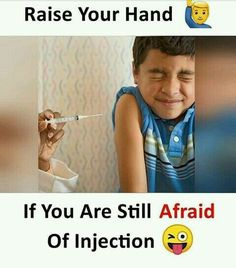 Ya Iam still afraid of injection😂😂 Very Funny Memes, Funny School Jokes, Cute Funny Quotes, Some Funny Jokes, School Memes, Funny Facts, Fun Quotes, Hilarious, Inspirational Quotes