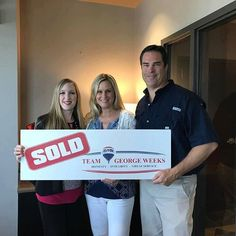 Congratulations to Ray & Amber R. on the purchase of their home with #TeamGeorgeWeeks! #newhomeowners