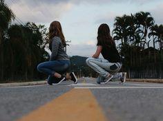 Melhores amigas Melhores amigas tumblr Melhores amigas na rua