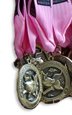 Flying Pig Marathon 2012... Second marathon on Sunday. Fist pump!