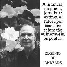 Eugénio de Andrade | Poema: Poem, Childhood