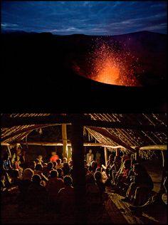 O.O || Beneath the Yasur Volcano - Tanna, Tafea- Vanuatu