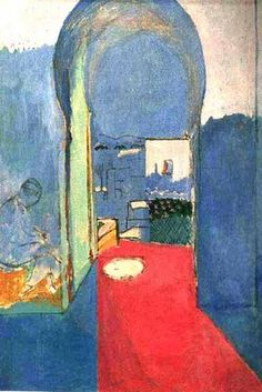 Morocco (The Casbah Gate, Matisse)