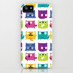 Cats iPhone & iPod Case by Maria Jose Da Luz - $35.00