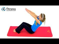 Best Workouts to Lose Belly Fat Quickly - Cardio Abs and Obliques Workout