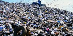 The Wonders Of The Modern World: China's Amazing Tower Of Garbage | Zero Hedge - and before we do too much finger pointing, ours are just as big: we just cover them up!