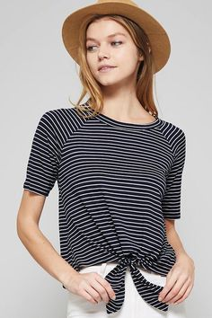 9a90180dd4 7 Best 3/4 Length Sleeve Tops images | Band, Fabric, Fabrics