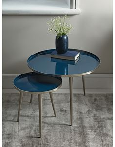 Occasional Tables, Small Round Coffee Tables & Nested Side Tables UK