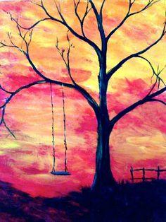 Sunset Swing