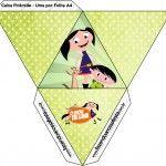 Caixa Pirâmide Show da Luna