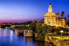 Onde Ficar em Sevilha na Espanha #viagem #viajar