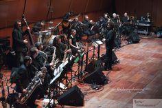 Orchestra Operaia - Roma Jazz Festival 2014 at Auditorium Parco della Musica.