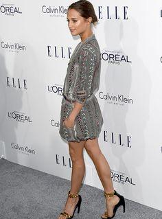 Los mejores looks de Alicia Vikander : ELLE