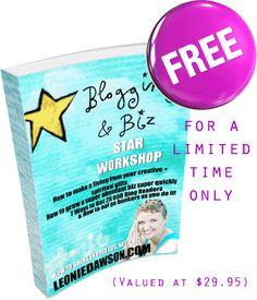 BIG! HUGE! IMPORTANT! NEWS! | Leonie Dawson - Incredible Business, Incredible Life.
