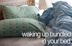Things I <3 about Winter