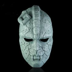 Gargoyle stone mask gray ghost movie theme mask dance party props wedding decoration high-grade resin mask Collector's Edition