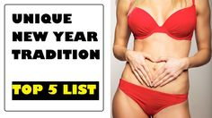 UNIQUE WAY WELCOMES THE NEW YEAR   TOP 5 LIST