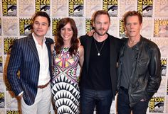 Shawn Ashmore Pictures - 'The Following' Press Line at Comic-Con ...