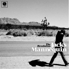 The Resolution single cover Jack's Mannequin The Glass Passenger Andrew McMahon