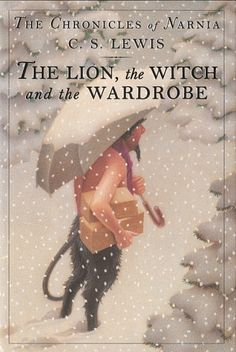 The Chronicles of Narnia - The Lion, the Witch and the Wardrobe - Chris Van Allsburg illustration