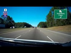 #067 - I-55 North - I-12, Hammond, Louisiana to Mississippi State Line