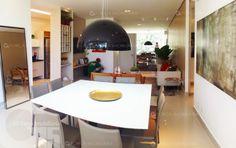 Apartamento 3 Quartos Decorado Terra Mundi Parque Cascavel - Sala de Jantar