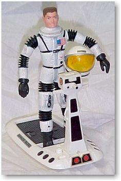 major matt mason | ... Major Matt Mason and his moon base were cool playthings that had the