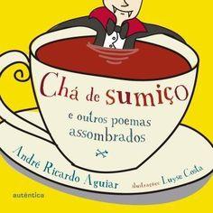 Chá de Sumiço e Outros Poemas Assombrados