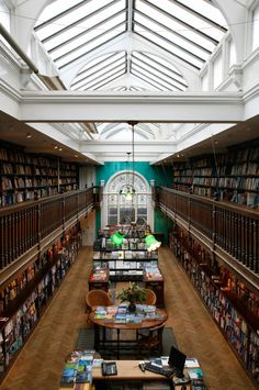 awesome Twelve of the world's most beautiful bookshops - in pictures
