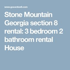 16 Houses In Gorgia Ideas Section 8 Housing Being A Landlord Section 8