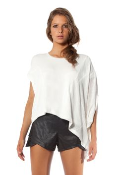 http://www.tadameboutique.com/collections/tops/products/gotye-top#sthash.hxN3sCfR.dpbs  #premonition #premonitiondesigns #Australianfashion #dress #dresses #clothing #fashion #tadameboutique #designer #fashion #designerfashion #Aussiefashion #whiteshirt #beautiful #onlineboutique #celebstyle #onlinefashionboutique #startstyle