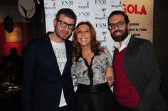 Vittorio Camaiani Tina Vannini Roberto di Costanzo FNM fashion nezine Il margutta vegetariano