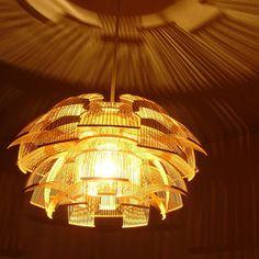 Toshiyuki Tani Sen Lamp