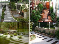 4 Ideas para tu jardín, ideales para llevarlas a cabo este #FinDeSemana Emoticón smile #recicla #reutiliza #decoración #Hogar