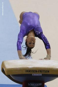 gymnastics, gymnast  vault m.0.7