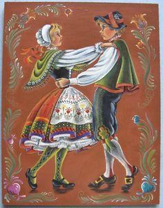 Dancing couple 3
