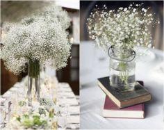 DIY centro de mesa boda rustica
