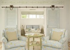 House of Turquoise: Coastal Living Idea Cottage