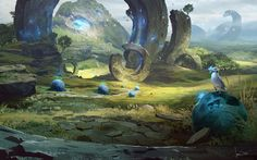 Ethereal Planes by James Wolf Strehle | Fantasy | 2D | CGSociety