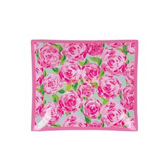 Lilly Pulitzer First Impression jewelry catch all tray at www.ginnymaries.com