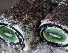 Makovo-jablková rýchlovka - Receptik.sk Kiwi, Tiramisu, Tart, Food And Drink, Ethnic Recipes, Gardening, Cake, Pie, Tarts