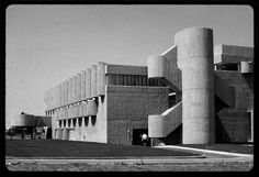 Endo Laboratories,  Garden City, Long Island, New York 1965 - Paul Rudolph