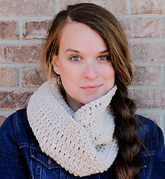 """Mix it up"" Scarf pattern by Krista Cagle"