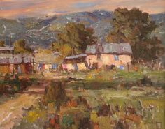 Don Brackett - Robert L Parsons Fine Art in Taos New Mexico